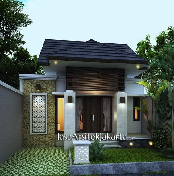 Kumpulan Desain Dibawah 100 M2 Rumah Pak Adi Luas 81m2 House Design Minimalist House Design