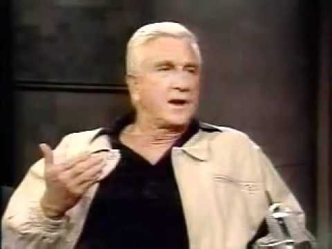 Leslie Nielsen on Late Night With David Letterman