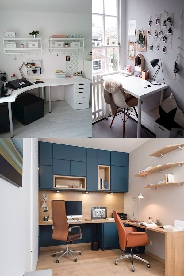 Modern Home Office Design Home Office Workstation Ideas Female Executive Office Decor In 2020 Home Office Decor Home Office Design Home