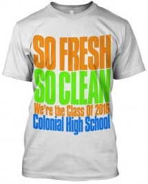 so fresh so clean class of 2014