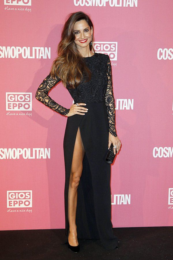 Famosas con vestidos de fiesta en los Premios Cosmopolitan