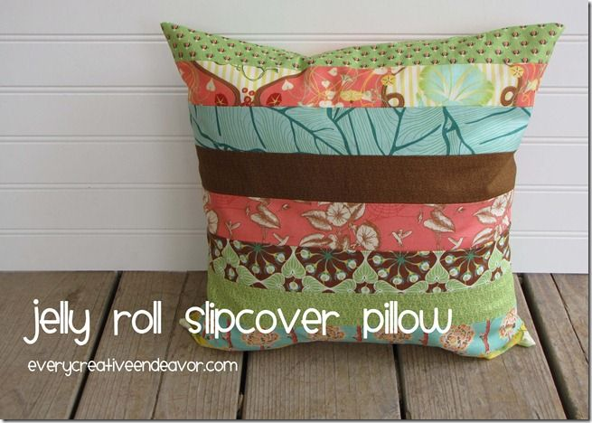 Box Pillow Cover Diy