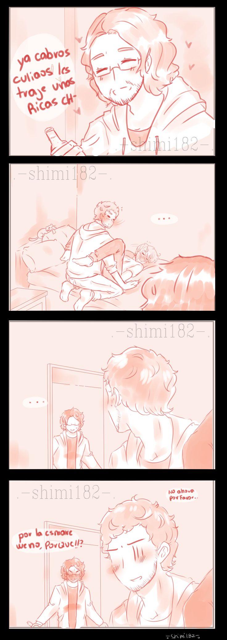 Momento incómodo - Jainico [GOTH] | by Shimi182