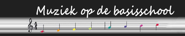 Muziek op de basisschool - overzicht van de lessen