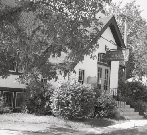 Robbinsdale library ---Had family that lived there!!