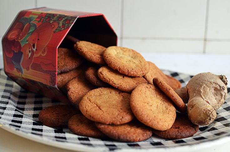 Ingefær småkager!