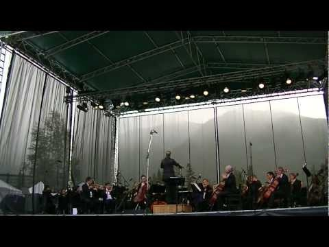 Classical Banff, 2011, with the Calgary Philharmonic Orchestra