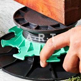 Réglage facile du plot pour lambourde réglable 40/65 mm JOUPLAST