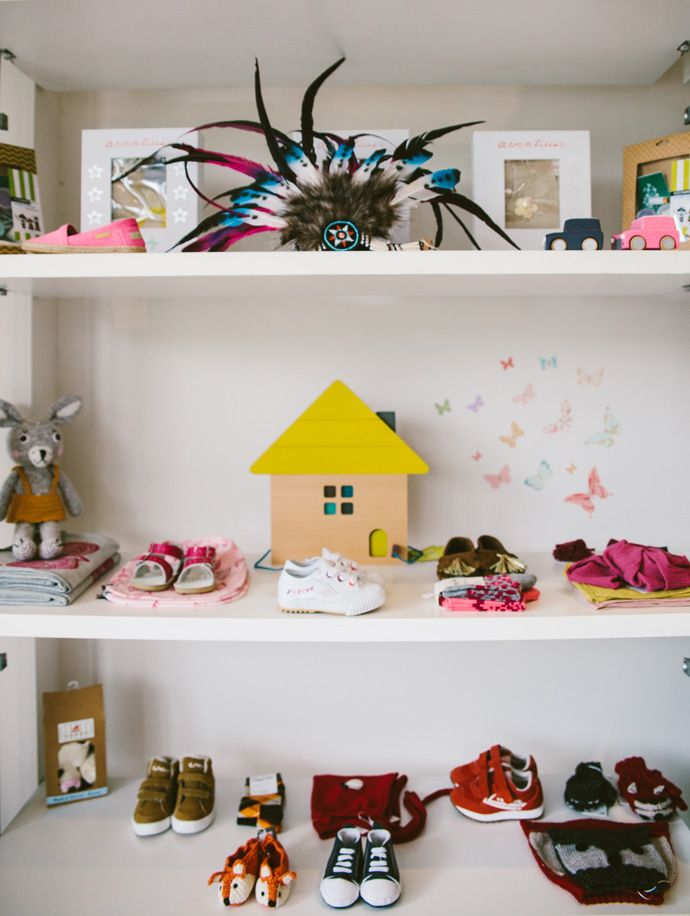 In-store treasures at tinypeople, Byron Bay.