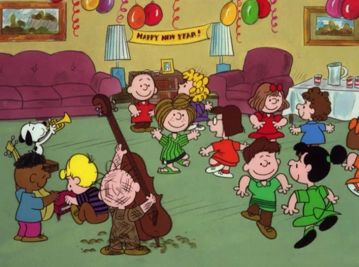 Happy New Year Charlie Brown Quotes: New Year Images On Pinterest