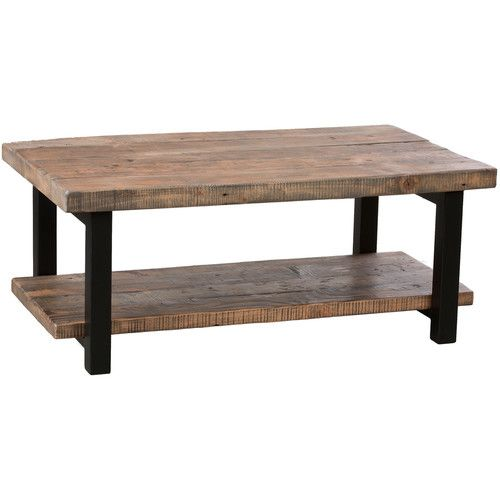 Found it at Joss & Main - Wesley Reclaimed Wood Coffee Table