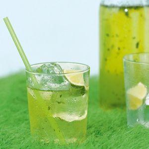 Grashüpfer-Limonade