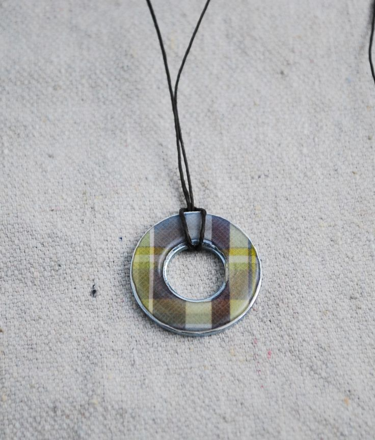 washer necklace tutorial 005