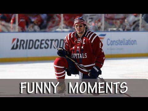 Alex Ovechkin - Funny Moments [HD] - YouTube   sports   Pinterest   Hockey, Washington capitals ...