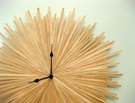10 DIY Table and Wall Clock Projects Apartment Therapy's Home Remedies | Apartment Therapy