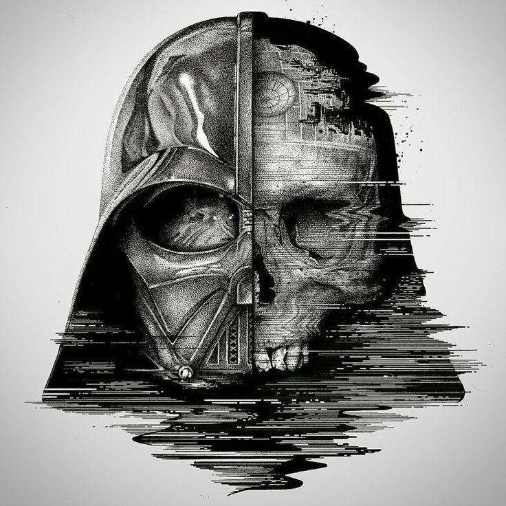 Vader by pauljacksonlives