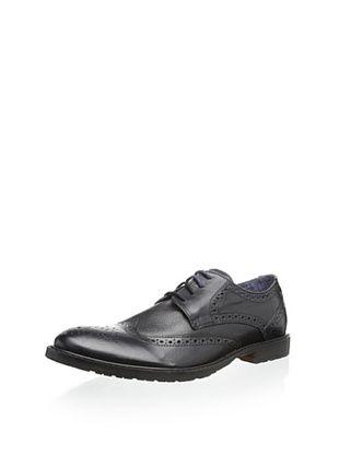 65% OFF Ben Sherman Men's Bergen Brogue Oxford (Black)
