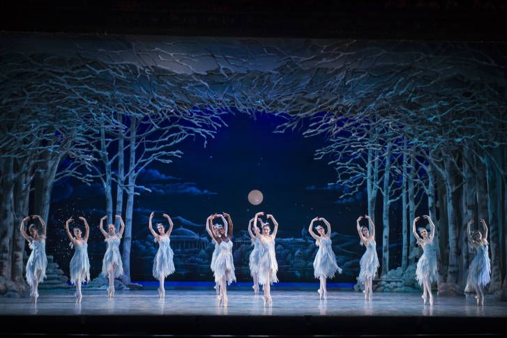 """From Bethesda to Baryshnikov, ballet legend Julie Kent comes home to stage her first """"Nutcracker"""" with The Washington Ballet at Warner Theatre."""