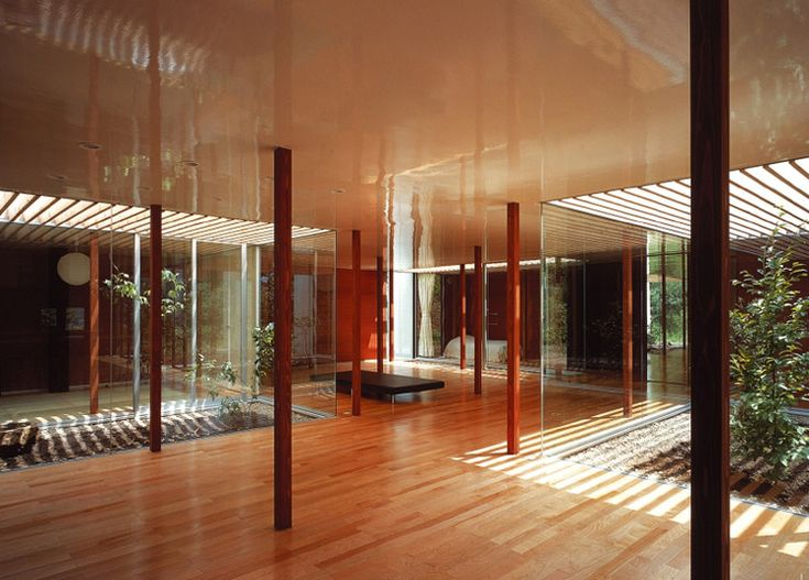 Weekend House La Casa Fin de Semana por Ryue Nishizawa