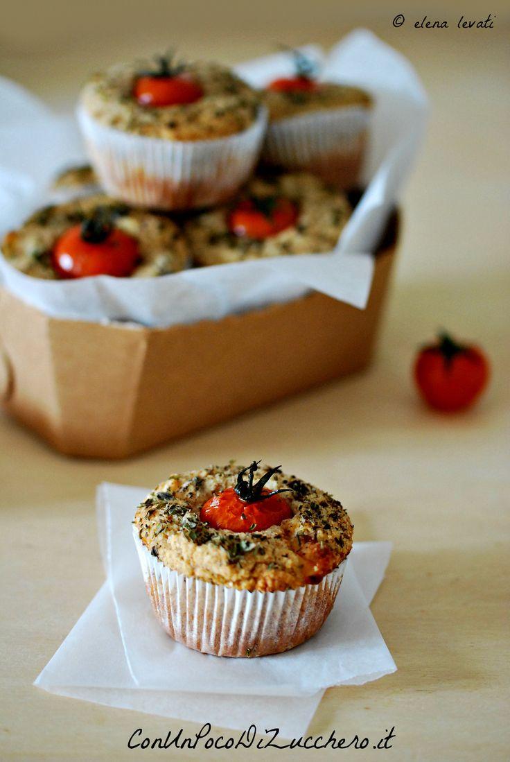 muffin alla mediterranea