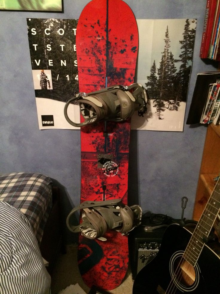 Burton descendent with burton custom bindings, can't wait to ride!