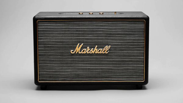 marshall hanwell audio speaker home front photo