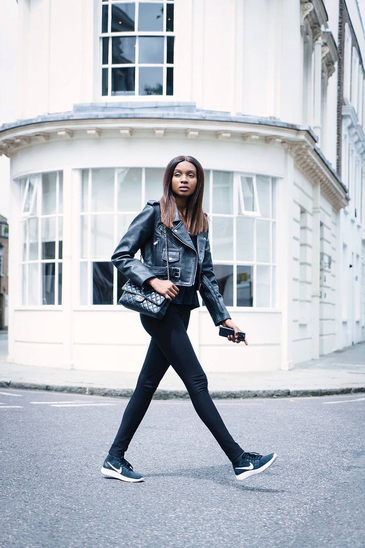 How I Wear my Nike Lunar Epic Sneakers – Bisous Natasha