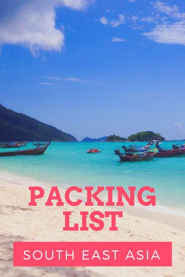 Read this list: South east Asia backpacking packing list things- what to pack in your backpack around Thailand, Laos, Cambodia, Myanmar, Vietnam, Indonesia, Malaysia, Philippines Asia! #dreamholiday #suitcase #backpacker #vacation #travel #essentials #items #useful #practical #beaches #islands #holiday #destinations #summer #beach #bikini #sand #sea #ocean #diving #elephants #islandhopping #inspiration #motivation #travel #explore #passport #tropical #beautiful #paradise #nature...  Buy air…