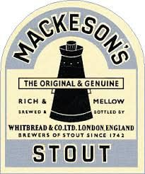 Mackeson's Stout.