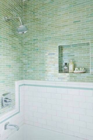 bathroom ideas mint green