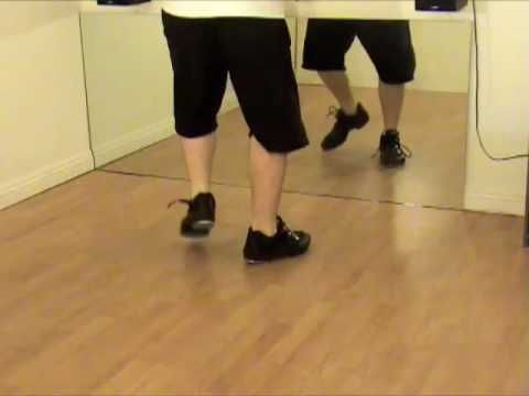 Old #1 Intermediate Tap Dance Class by Rod Howell at unitedtaps.com - YouTube