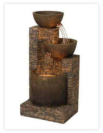 Indoor Waterfalls, Small Buddha Fountain, Stone Carved Buddha Waterfalls,  Buddha Big Fountain Waterfalls