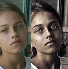 Emotional dramatic photoshop tutorial
