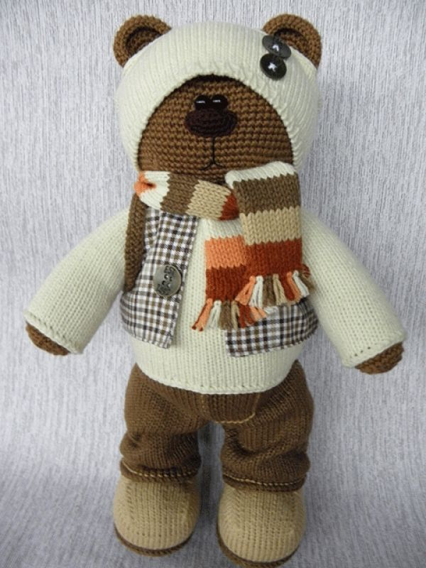 Медвежонок Жора