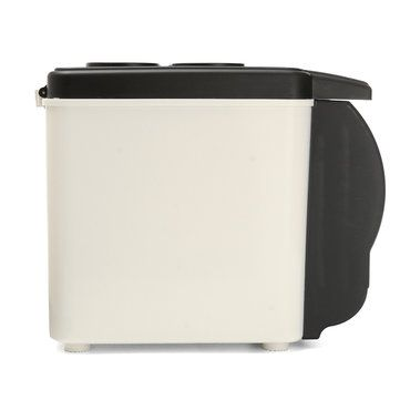 6L 12V Car Small Refrigerator Mini Fridge Cooler/Warmer Black w/ DC Adapter Sale - Banggood.com