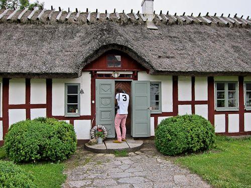 Drakamöllans gårdshotell - idyllen lever i det svenske