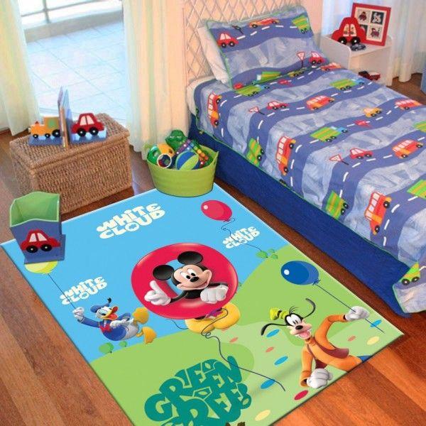 Covor Disney Club House 25 - Covoare si covoare copii