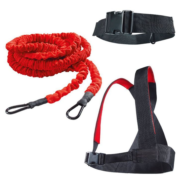 23ft/7Meters Strength Training Resistance Band Latex Bungee Bounce Trainer Pull Rope For Explosiveness Training Home Workout