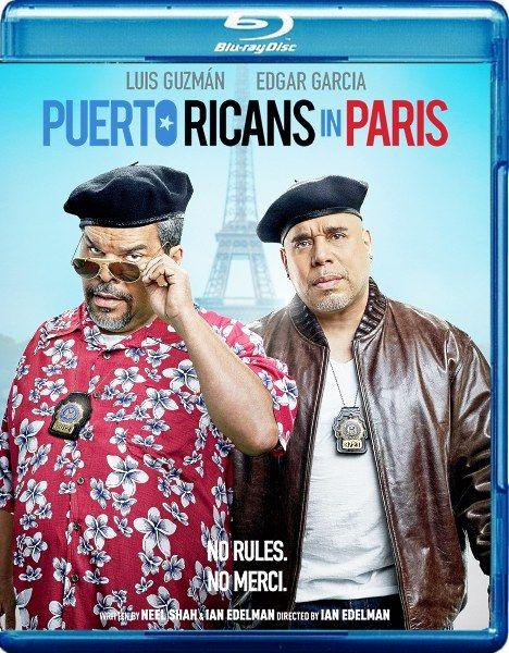 Пуэрториканцы в Париже / Puerto Ricans in Paris (2015/BDRip/HDRip)  Два сыщика-пуэрториканца из полиции Нью-Йорка возглавляют полицейский департамент в Париже, чтобы разыскать украденную сумочку.