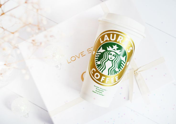 Cadeautip | Gepersonaliseerde Starbucks beker!