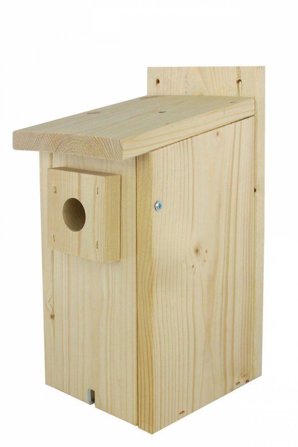 Budka lęgowa dla ptaków K-12 domek, cena 22 zł