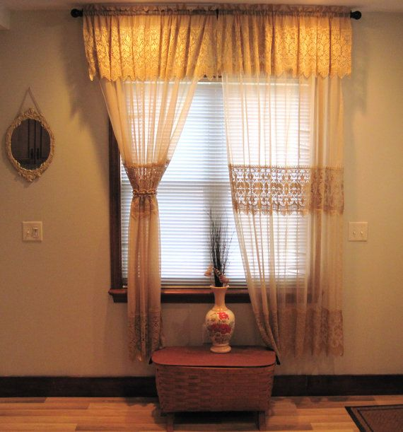 12 Best Images About Curtains On Pinterest Antique Gold