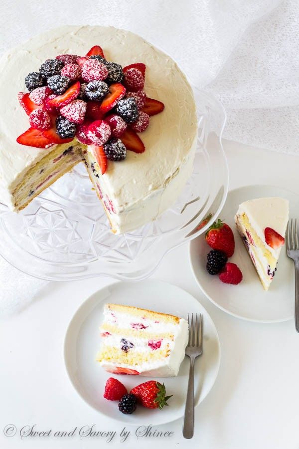 12 best Chantilly Cake images on Pinterest