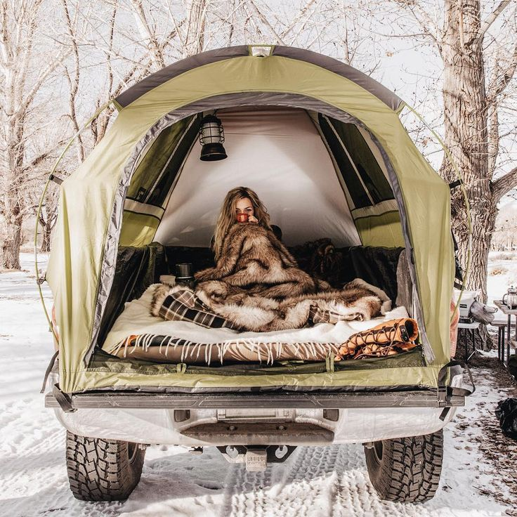 "Tiffany Mitchell on Instagram: ""Note to self: Only take cross-country road trips *right* before a Presidential election. Gas: $1.39. #roadtrips #whyweadventure by @kappeljamescloninger [our setup: truck is a @toyotausa #Tacoma, truck bed tent is by @napiercampingtents ]"""