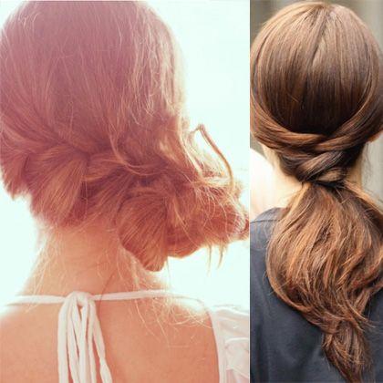 pretty hair | via le blog de madame c