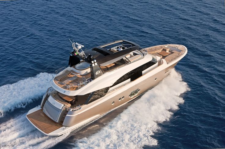 MCY 86 by Monte Carlo Yachts