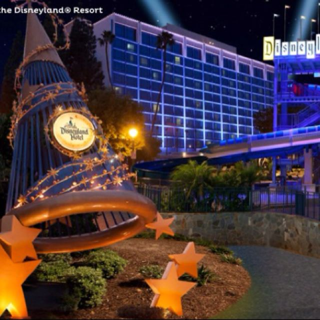 Disneyland Hotel (california)