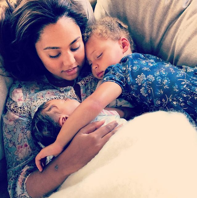 Ayesha Curry on Daughter Riley's Internet Fame and Her #Goals-Worthy Family