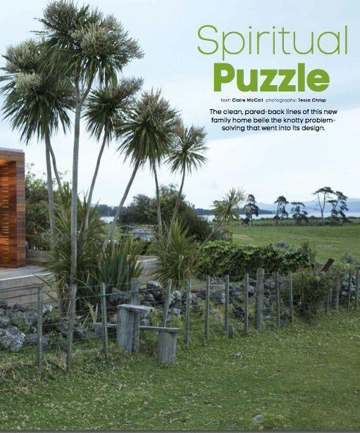 spiritual puzzle