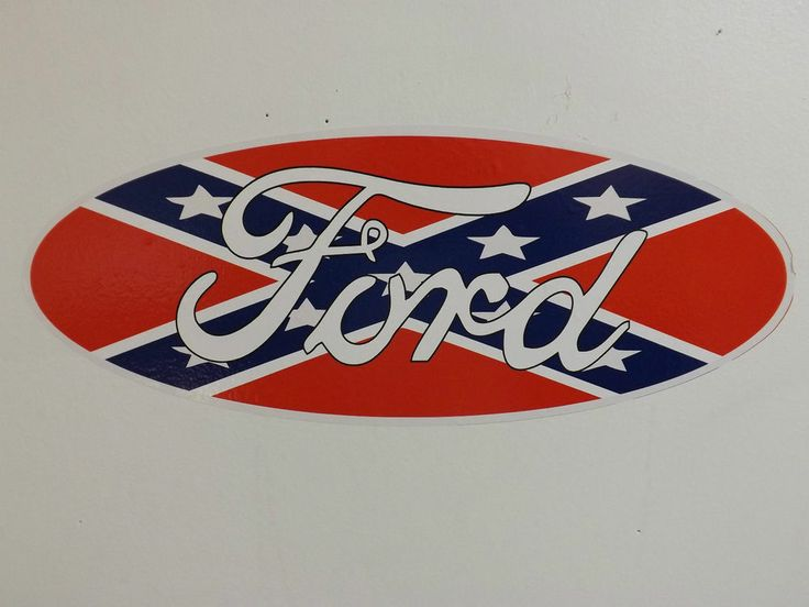 confederate flag stickers